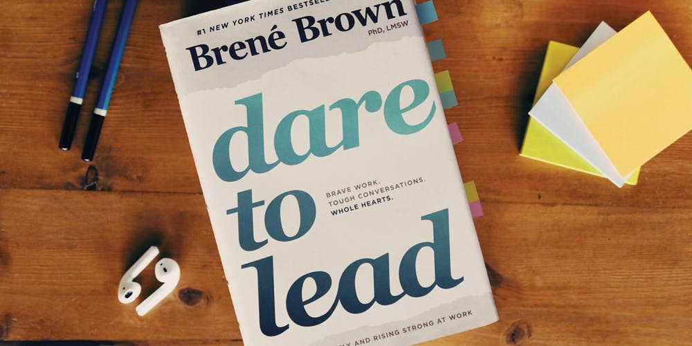 Dare to Lead Book Pic